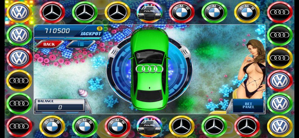 เกม scr888 racing car
