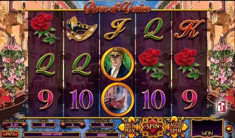 การเลือกเกม TopTrend Gaming-rose-of-venice