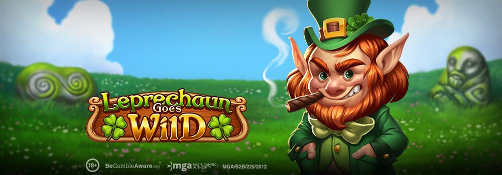 เกมที่มีอยู่ใน Play'n Go-Leprechaun-Goes-Wild