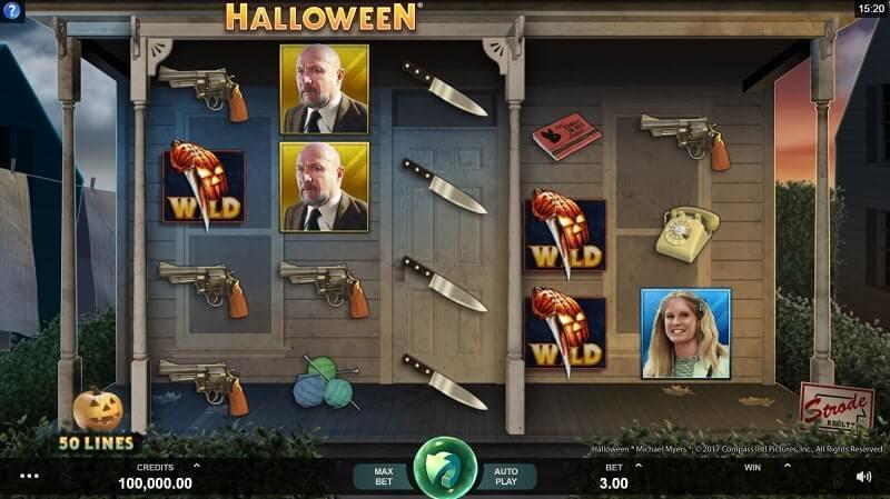 เกมสล็อต MicroGaming-halloween