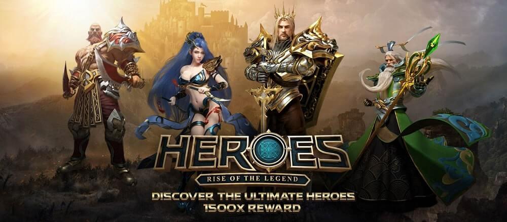 เกม SpadeGaming-heroes